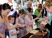 Ramsbottom|Chocolate Festival