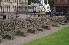 Bury Castle Remains