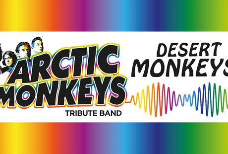 Arctic Monkeys Tribute - Desert Monkeys