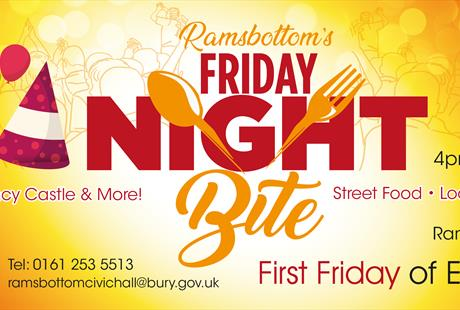 Ramsbottom's Friday Nite Bite
