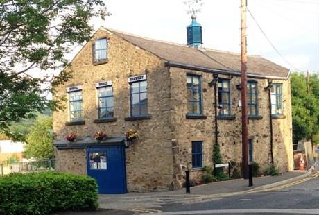 Irwell Works Brewery in Ramsbottom