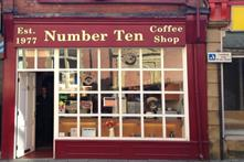 Number Ten Coffee Shop