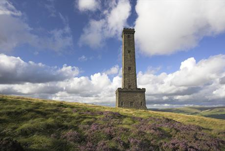 Peel Tower Holcombe Hill