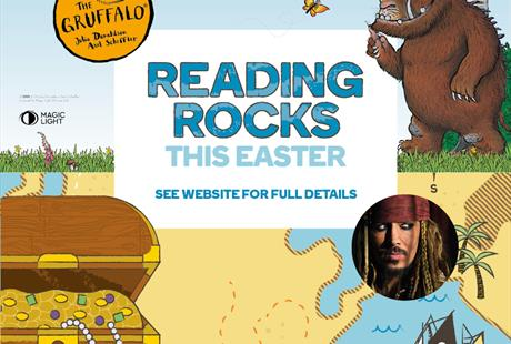 Reading Rocks this Easter
