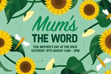 Mum's the word at the Rock