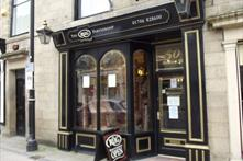 The Rug Partnership shop frontage Ramsbottom